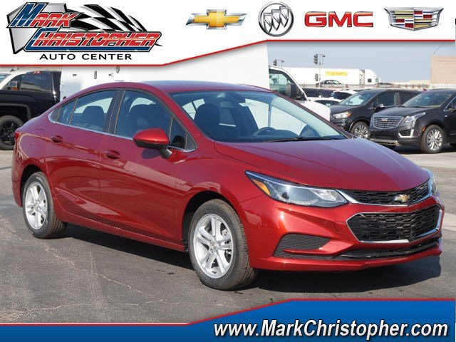 New 2017 Chevrolet Cruze in Ontario, CA