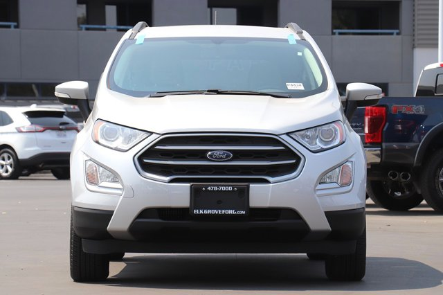 Used 2018 Ford EcoSport SE FWD