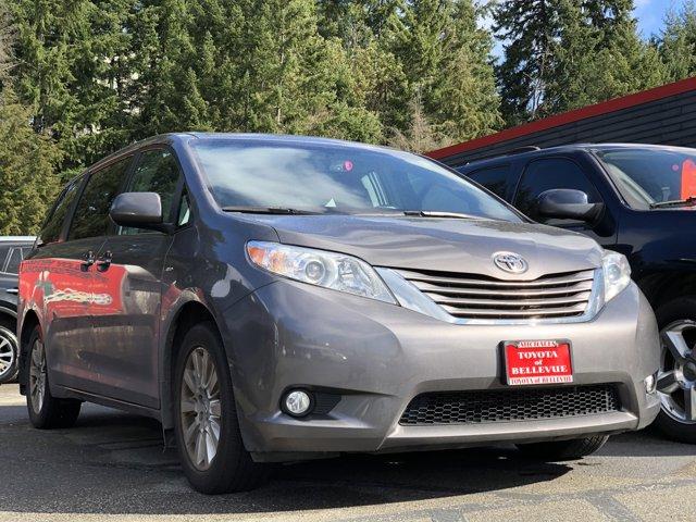 Used 2016 Toyota Sienna 5dr 7-Pass Van XLE Premium AWD