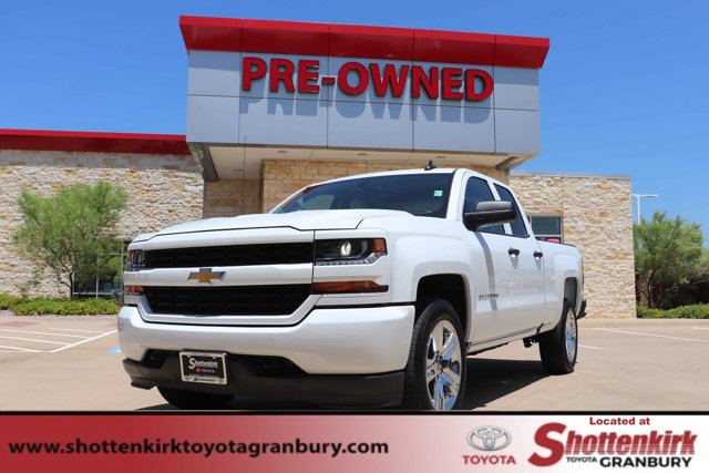Used 2018 Chevrolet Silverado 1500 in Granbury, TX