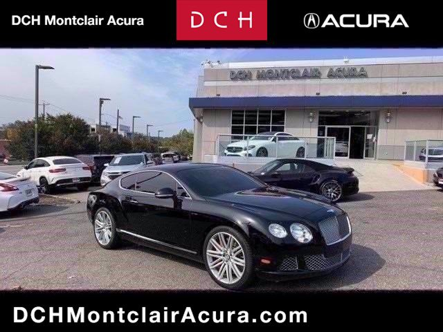 2014 Bentley Continental GT Speed 2dr Cpe
