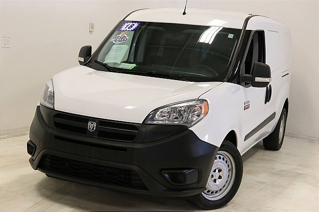 Used 2018 Ram ProMaster City Cargo Van in Parma, OH