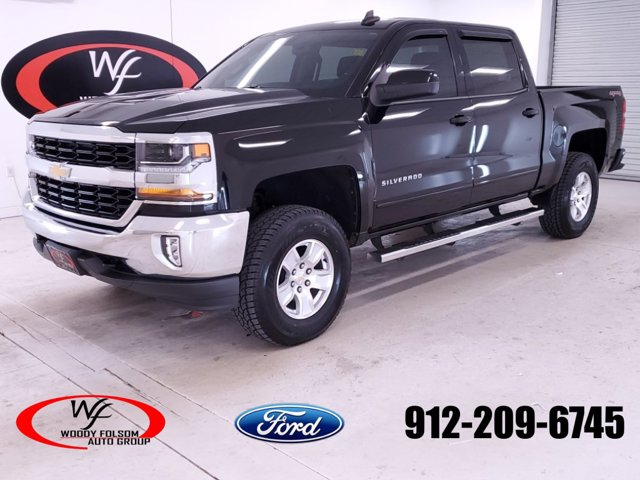 Used 2017 Chevrolet Silverado 1500 in Baxley, GA