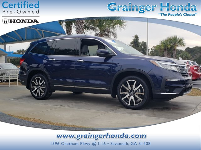 Used 2020 Honda Pilot in Savannah, GA