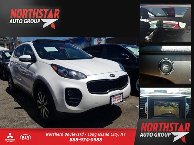 Used 2017 KIA Sportage in Long Island City, NY