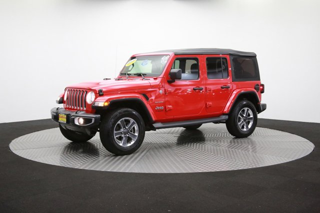 2019 Jeep Wrangler Unlimited for sale 123385 50