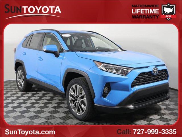 2020 Toyota Rav4 Xle Premium Jtmc1rfv4lj018422 Sun Toyota
