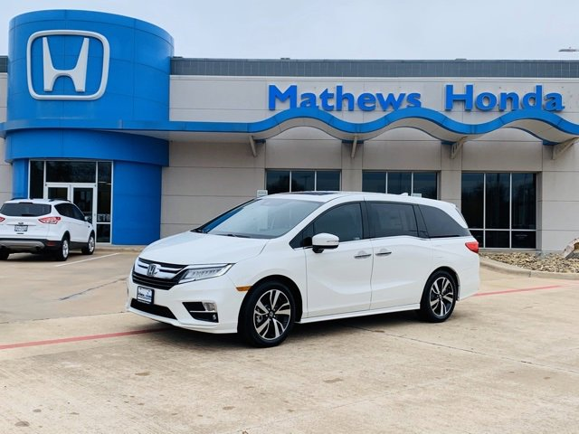 New 2019 Honda Odyssey in Paris, TX