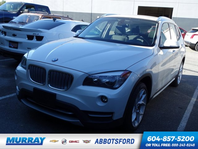 2014 BMW X1 xDrive28i AWD 4dr xDrive28i Intercooled Turbo Premium Unleaded I-4 2.0 L/122 [1]