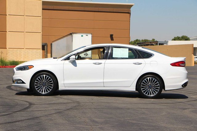 2018 Ford Fusion  7