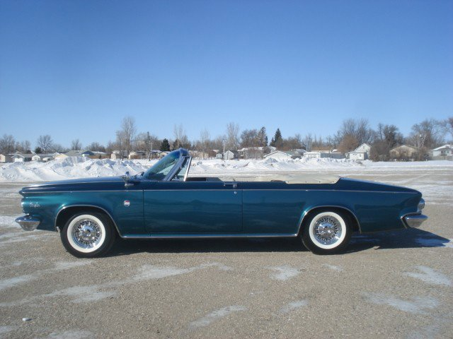 1963 Chrysler 300 PACESETTER EDITION CONVERTIBLE