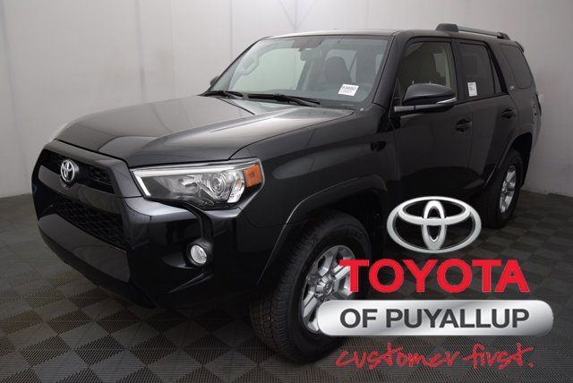 New 2019 Toyota 4Runner in Puyallup, WA