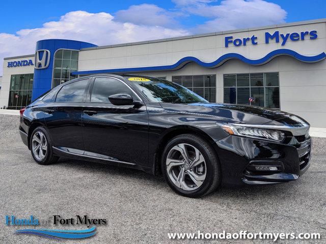 New 2018 Honda Accord Sedan in Fort Myers, FL
