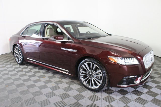 Used 2017 Lincoln Continental in Lake City, FL