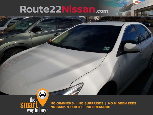 2016 Toyota Camry LE 4dr Sdn I4 Auto LE Regular Unleaded I-4 2.5 L/152 [1]