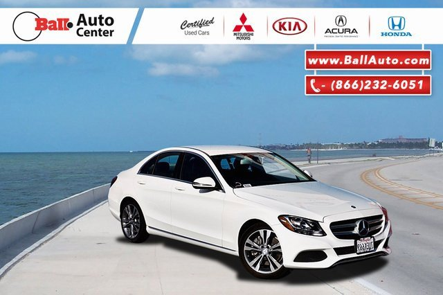 Used 2016 Mercedes-Benz C-Class in San Diego, CA