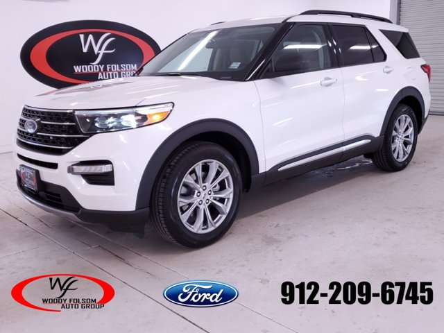 New 2020 Ford Explorer in Baxley, GA
