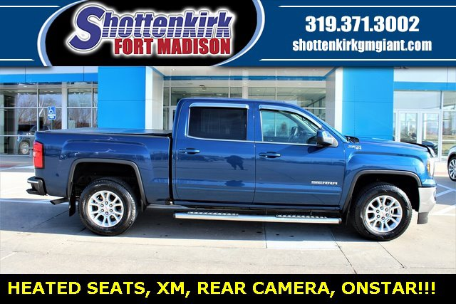 Used 2016 GMC Sierra 1500 in Fort Madison, IA
