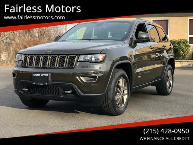 Used 2016 Jeep Grand Cherokee in Fairless Hills, PA