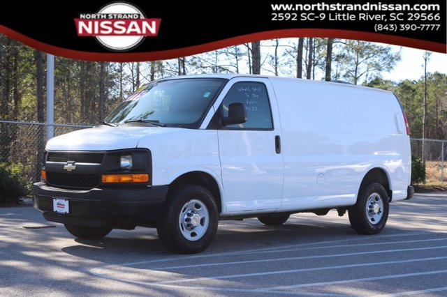 Used 2014 Chevrolet Express Cargo Van in Little River, SC