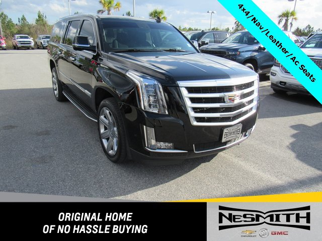 Used 2018 Cadillac Escalade ESV in Jesup, GA