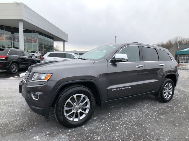 2015 Jeep Grand Cherokee Limited 76991 miles VIN 1C4RJFBG5FC628905 Stock  1945918963 19912