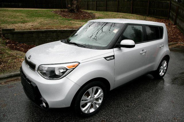 Used 2016 KIA Soul in High Point, NC