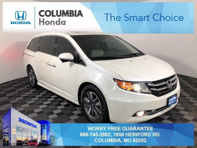 Used 2015 Honda Odyssey in Columbia, MO
