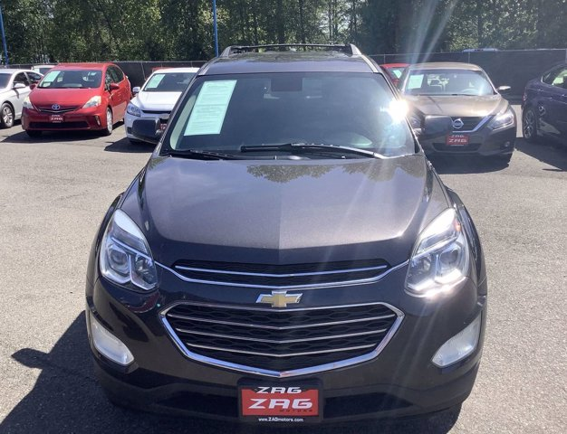 Used 2016 Chevrolet Equinox FWD 4dr LT