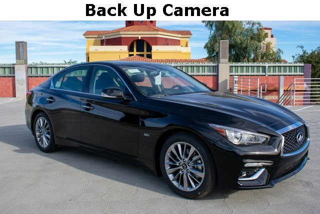 2020 INFINITI Q50 3.0t LUXE 3.0t LUXE RWD Twin Turbo Premium Unleaded V-6 3.0 L/183 [1]
