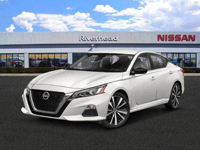 2021 Nissan Altima 2.5 SR 2.5 SR AWD Sedan Regular Unleaded I-4 2.5 L/152 [11]