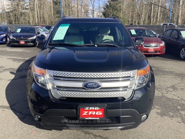 Used 2014 Ford Explorer 4WD 4dr XLT