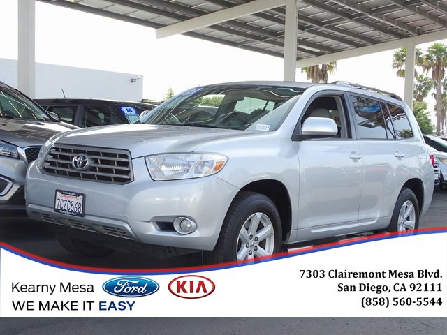 Used 2010 Toyota Highlander in Chula Vista, CA
