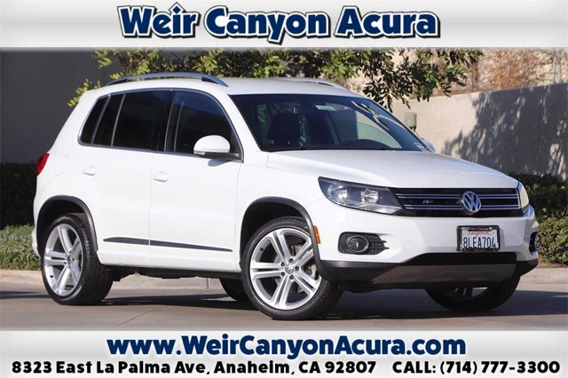 Used 2016 Volkswagen Tiguan in , CA