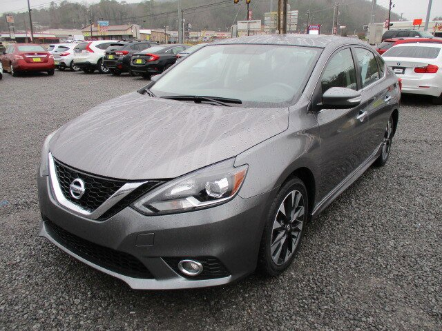 Used 2017 Nissan Sentra in Fort Payne, AL