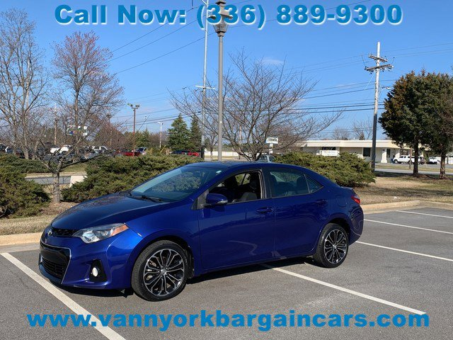 Used 2014 Toyota Corolla in High Point, NC