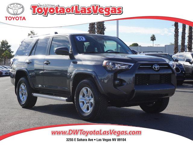 2021 Toyota 4Runner SR5 SR5 2WD Regular Unleaded V-6 4.0 L/241 [2]