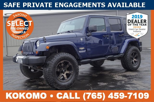 Used 2013 Jeep Wrangler Unlimited in Indianapolis, IN