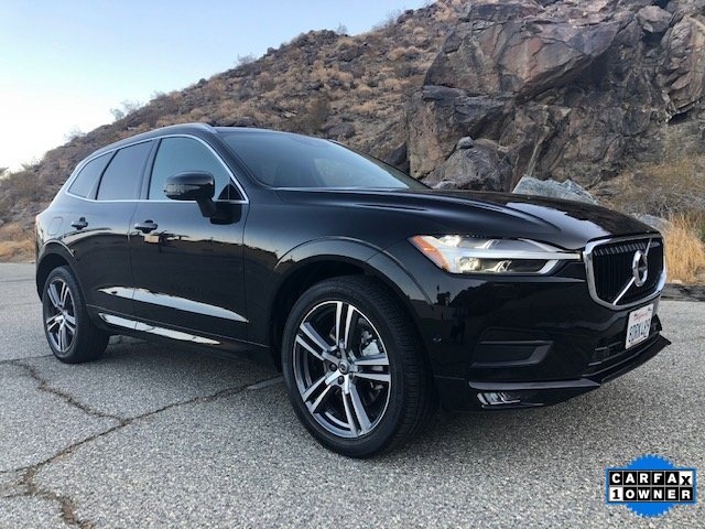 2018 Volvo XC60 Momentum T6 AWD Momentum Turbo/Supercharger Premium Unleaded I-4 2.0 L/120 [6]