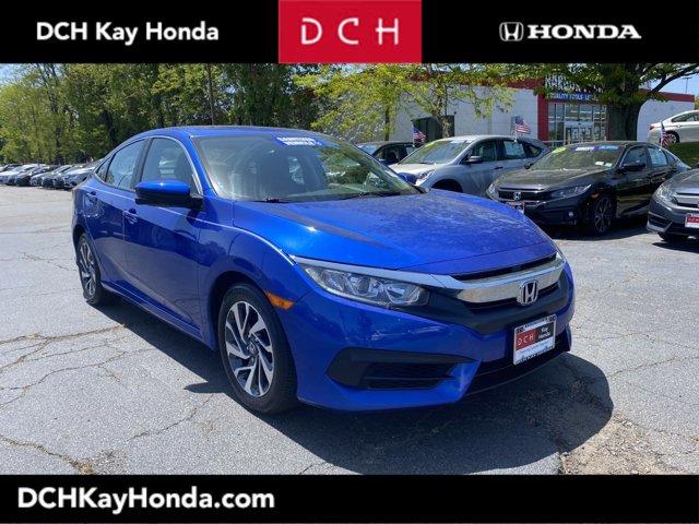 Used 2017 Honda Civic Sedan in , NJ