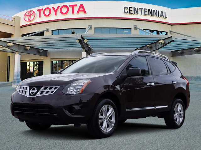 Used 2015 Nissan Rogue Select in Las Vegas, NV