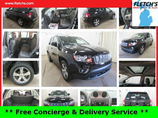 Used 2017 Jeep Compass in Petoskey, MI