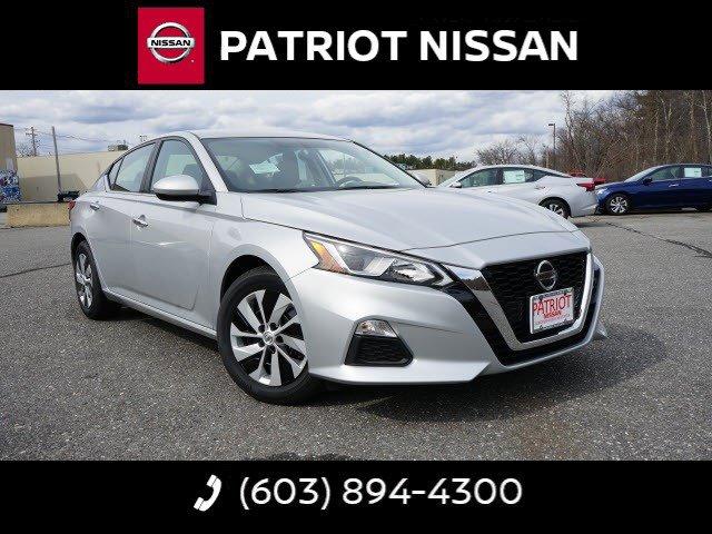 New 2020 Nissan Altima in Salem, NH