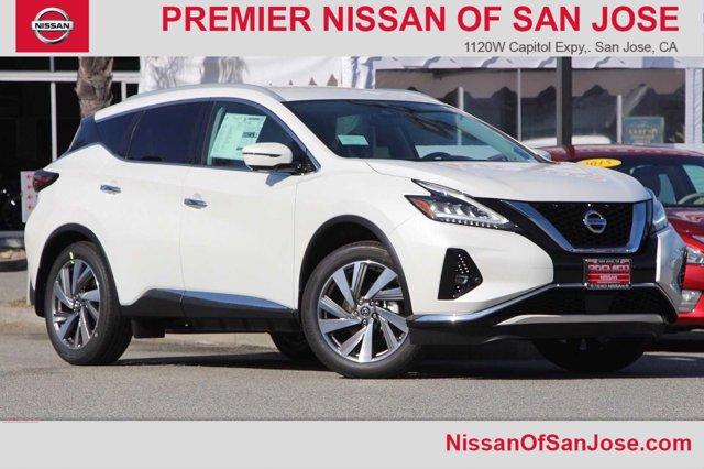 New 2020 Nissan Murano in San Jose, CA