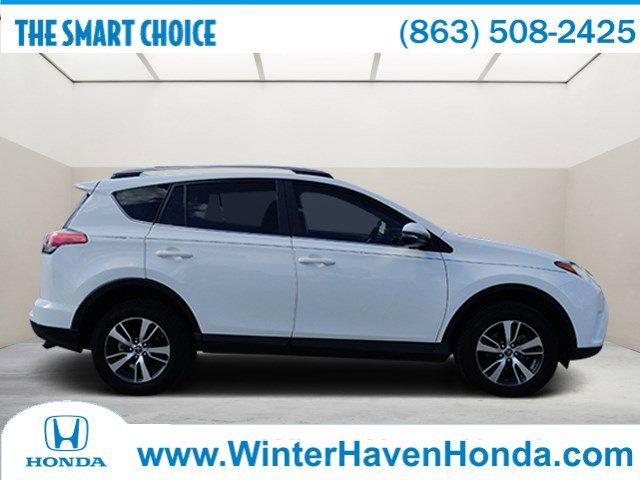 Used 2017 Toyota RAV4 in Winter Haven, FL