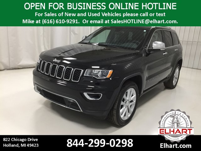 Used 2017 Jeep Grand Cherokee in Holland, MI