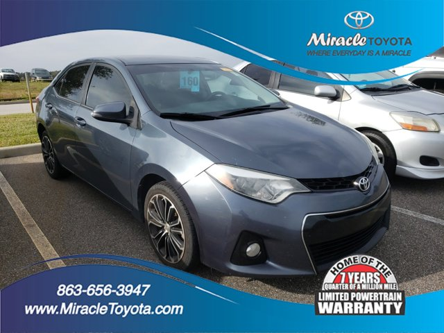 Used 2015 Toyota Corolla in Haines City, FL
