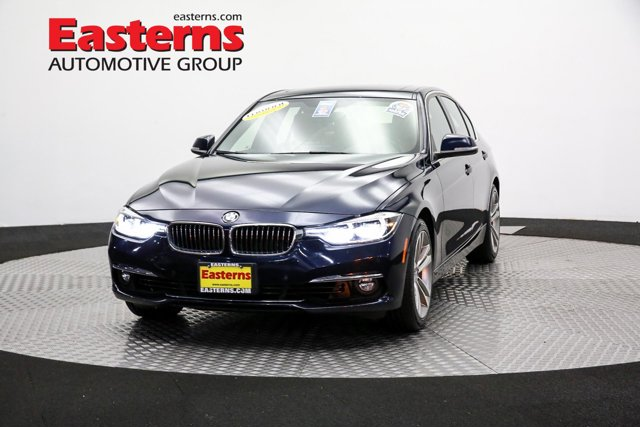 2017 BMW 3 Series 340i xDrive Luxury 4dr Car