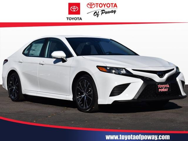 New 2020 Toyota Camry in Poway, CA