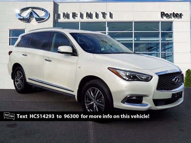 2017 INFINITI QX60 AWD AWD Premium Unleaded V-6 3.5 L/213 [2]